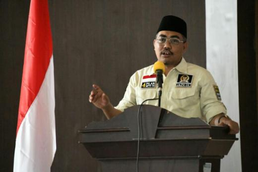 Pimpinan MPR: Pancasila Adalah Dasar dan Pondasi Negara
