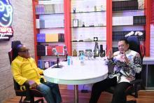 Ketua MPR Ajak Aburizal Bakrie Bahas Ekonomi, Politik dan Masa Depan Indonesia