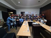 Kurniawansyah Pimpin Pengprov PBFI Jawa Timur