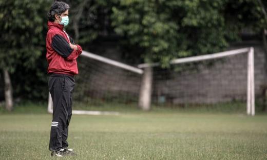 Meski Libur, Teco Lihat Senthan Pemain Bali United Tak Hilang
