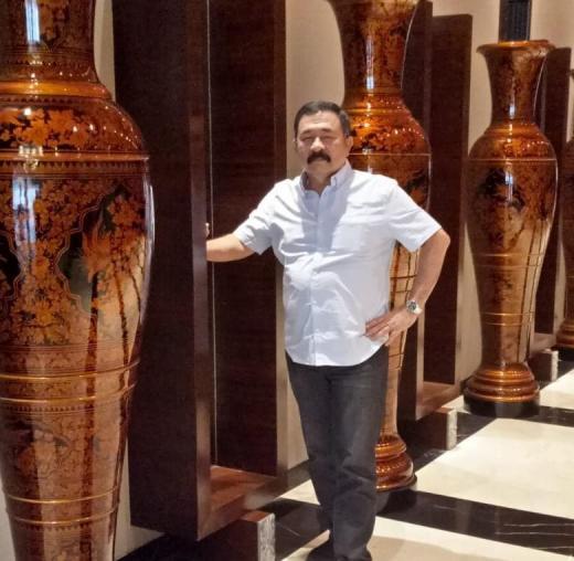 Komaruddin Simanjuntak, Sang Jenderal Smart Pecinta Tinju