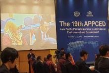 Kolaborasi Pemerintah-Parlemen-Komunitas untuk Aksi Intersanional Perubahan Iklim