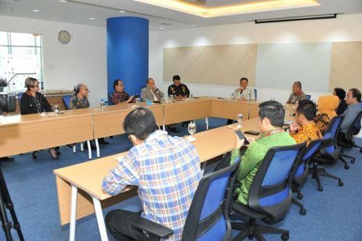 Ketua MPR Ajak Insan Pers Aktif Terlibat Dalam Dialektika Amandemen UUD NRI 1945