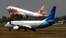 Gagal Mendarat di Pontianak, Pesawat Garuda dan Lion Air Dialihkan ke Batam hingga Palembang