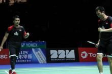 Hendra/Ahsan Hadapi Unggulan Ketujuh di Perempatfinal
