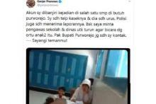 Video Penganiayaan Siswi Viral, Ini Tindakan Gubernur Ganjar
