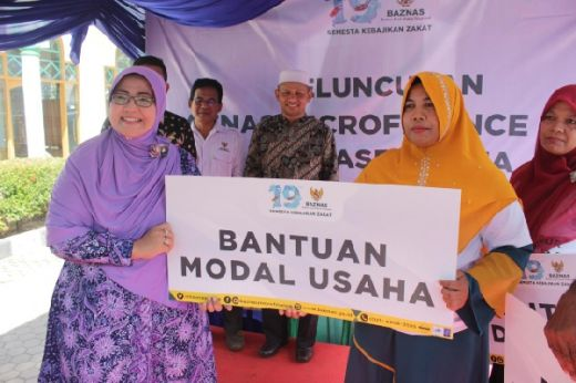 BAZNAS Microfinance Desa di Banda Aceh Diresmikan
