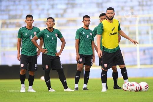 Pelatih Borneo FC: Porsi Latihan Tidak Berat Selama Ramadhan