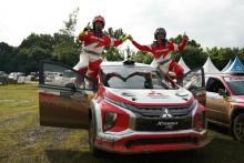 Xpander AP4 Juarai Fortuna Nusantara Tropical Sprint Rally 2021