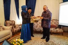 Dubes RI di Azerbaijan Terharu Indonesia Raya Berkumandang