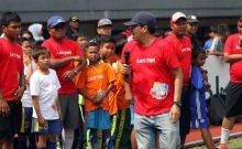 AFC Grassroots Football Day 2017 Sukses di Bekasi