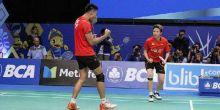 Indonesia Open Super Series Premier 2017, Tontowi/Liliyana Menang Dramatis