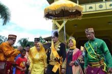 Hina Perancang Garuda Pancasila, Sultan Pontianak IX Desak Polri Tangkap Hendro Priyono