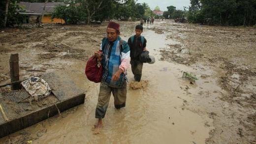 Banjir Bandang Luwu Utara, BNPB: 4.930 Keluarga Terdampak dan 46 Orang Hilang