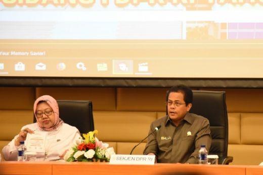 Sidang Bersama DPR-DPD-MPR RI 16 Agustus, Siap Digelar