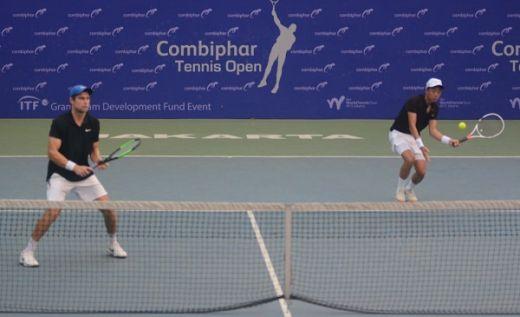 Combiphar Tennis Open 2019, Anthony/David Incar Semifinal