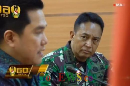 TNI juga Dilibatkan dalam Agenda Vaksinasi