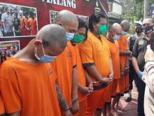 Ngaku Aremania, 8 Pengangguran Aniaya dan Rampas HP Pendatang di Malang