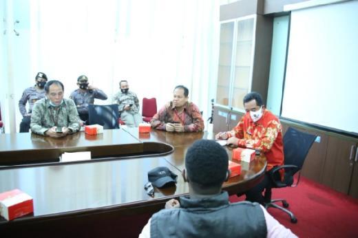 Kemendagri Apresiasi Unjuk Rasa Otsus Papua oleh FMPI dan Dorong Pertemuan Lanjutan