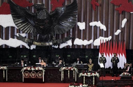 Presiden Jokowi Apresiasi Program MPR Peduli Melawan Covid-19