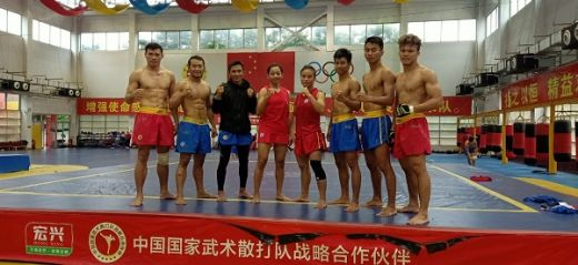 Lagi, Berguru ke Tiongkok Demi Mengejar Prestasi Dunia dan SEA Games Filipina 2019