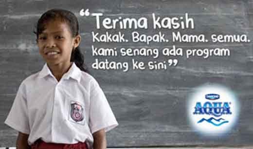 Danone AQUA Kembali Tegaskan Komitmennya untuk Peningkatan Akses Air Minum Masyarakat Indonesia