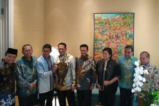 Pimpinan MPR: Politik Indonesia Stabil dengan Kehadiran Bang Sandi sebagai Kandidat Wapres