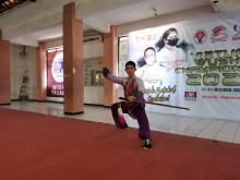 Yasanis Surabaya Kuasai Nomor Taiji Jian Junior A
