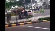 Ambulans Ditembaki Saat Demo UU Cipta Kerja, Polisi Sebut Karena Mencurigakan