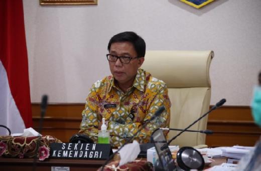 Kemendagri Berduka, Dua mantan Pejabat Tingginya Tutup Usia