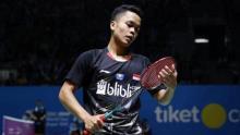 Kalahkan Rasmus, Anthony Sinisuka Ginting Melaju ke Semifinal