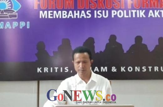 Formappi Dorong Paripurna DPR Keluarkan RUU Kontroversial dari Prolegnas 2021