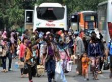Hampir 500.000 Penduduk Berpindah Domisili di Awal Tahun 2021