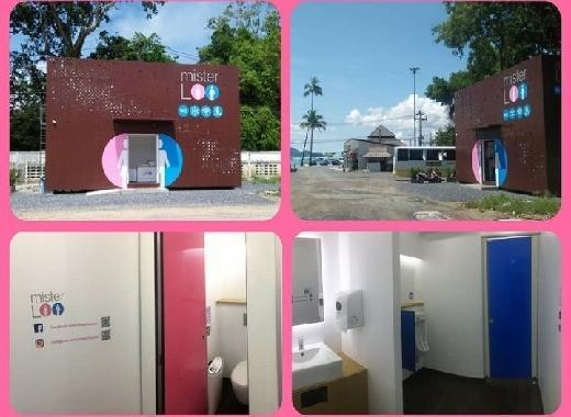 Pemerintah Gandeng Perusahaan Swiss Kelola 25 Toilet di Danau Toba