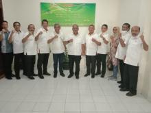 Marciano Puji Presentasi Gubernur Sumut Soal Persiapan PON 2024