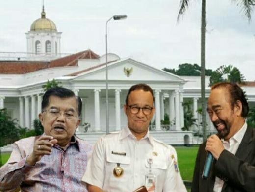 JK dan Surya Paloh Bisa Berkolaborasi untuk Anies Baswedan di Pilpres 2024