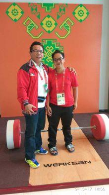 Triyatno Gagal Persembahkan Medali di ISG IV
