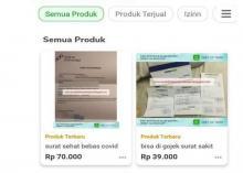 RS Mitra Keluarga Akan Somasi Penjual Surat Bebas Covid-19 di Tokopedia