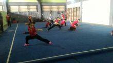 Hadapi SEA Games 2017, Atlet Wushu Indonesia, Keluhkan Peralatan dan Tempat Latihan yang Bocor