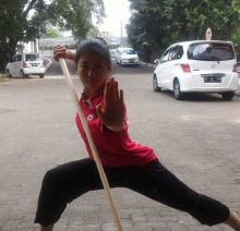 Atlet Wushu Indonesia, Thalia Lovita, Pindah Kampus Demi Capai Prestasi