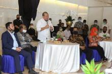 Sambangi Metro Tv dan Rakyat Merdeka, DPD Bahas Amandemen Terbatas Hingga Usulan Nama Menteri Kabinet