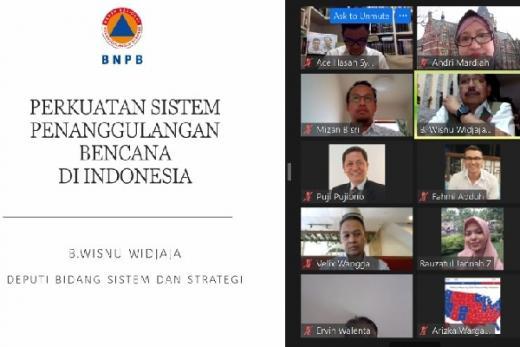Diskusi Penanggulangan Bencana Amcolabora bersama DPR dan Pemerintah Hasilkan Kesepakatan...