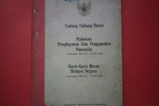Sjarifuddin Hasan Dorong Indonesia punya GBHN di 2024