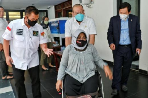 LaNyalla Ajak Senator Advokasi Hak Difabel