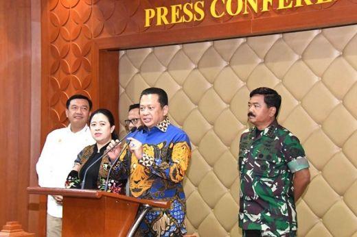 Setelah Pelantikan Presiden-Wapres, MPR Berharap Tak Ada Lagi Pertentangan Idiologi