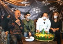 Resmikan Cafe Ruma Rumi Milik EL Ahmad Dhani, Bamsoet: UMKM harus Hidup dari Hulu hingga Hilir