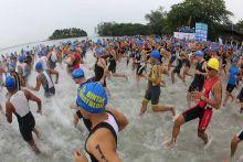 Bali dan Bintan, Dijuluki Penyelenggara Triathlon Terbaik Asia 2016