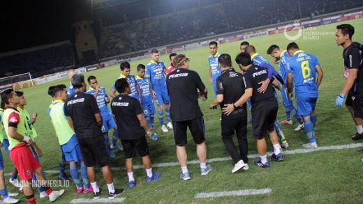 Persib Tetap Tampil All Out Hadapi Badak Lampung FC