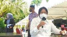 Bantah Klaim PSI, Risma Ngaku Belum Ditawari Jadi Mensos oleh Jokowi