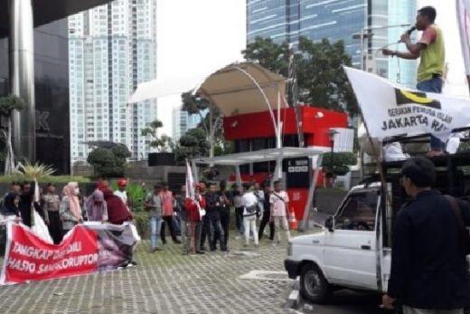 Desak KPK Tangkap Hasto, GPI Bakal Duduki DPP PDI Perjuangan